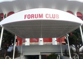 Free Standing Entrance Canopy