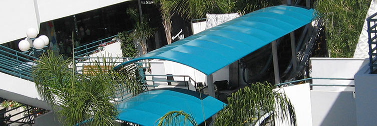 Escalator Canopies