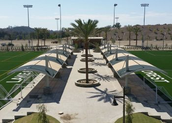 Industrial Shade Structures
