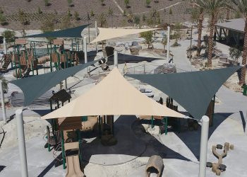 Outdoor Playground Shade Structures