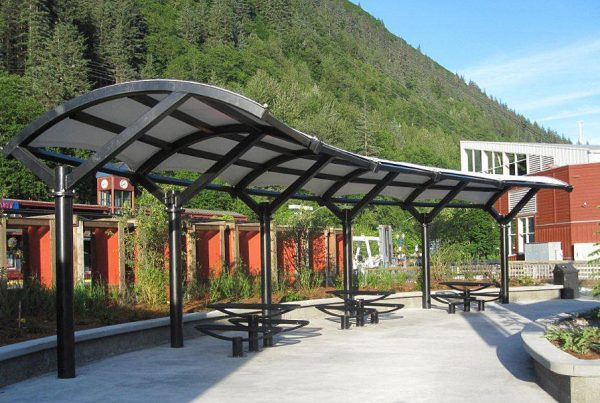 Outdoor Transportation Shelters