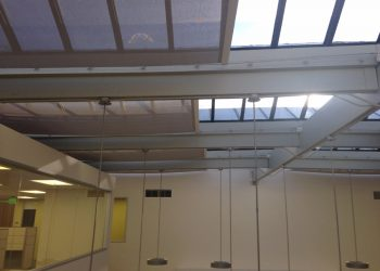 Skylight Shade Panels